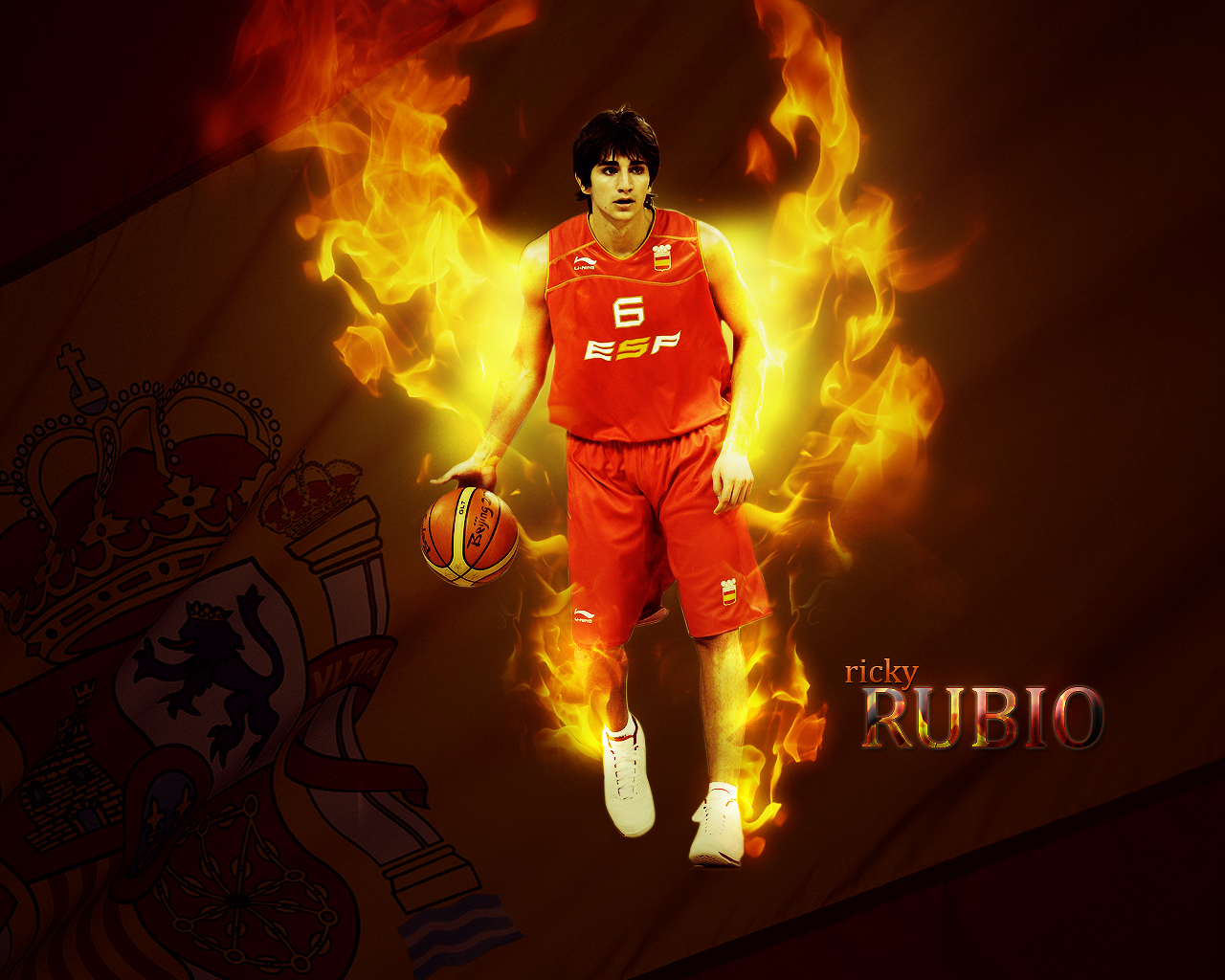 HD Ricky Rubio Wallpapers and Photos  HD People Wallpapers 1280x1024