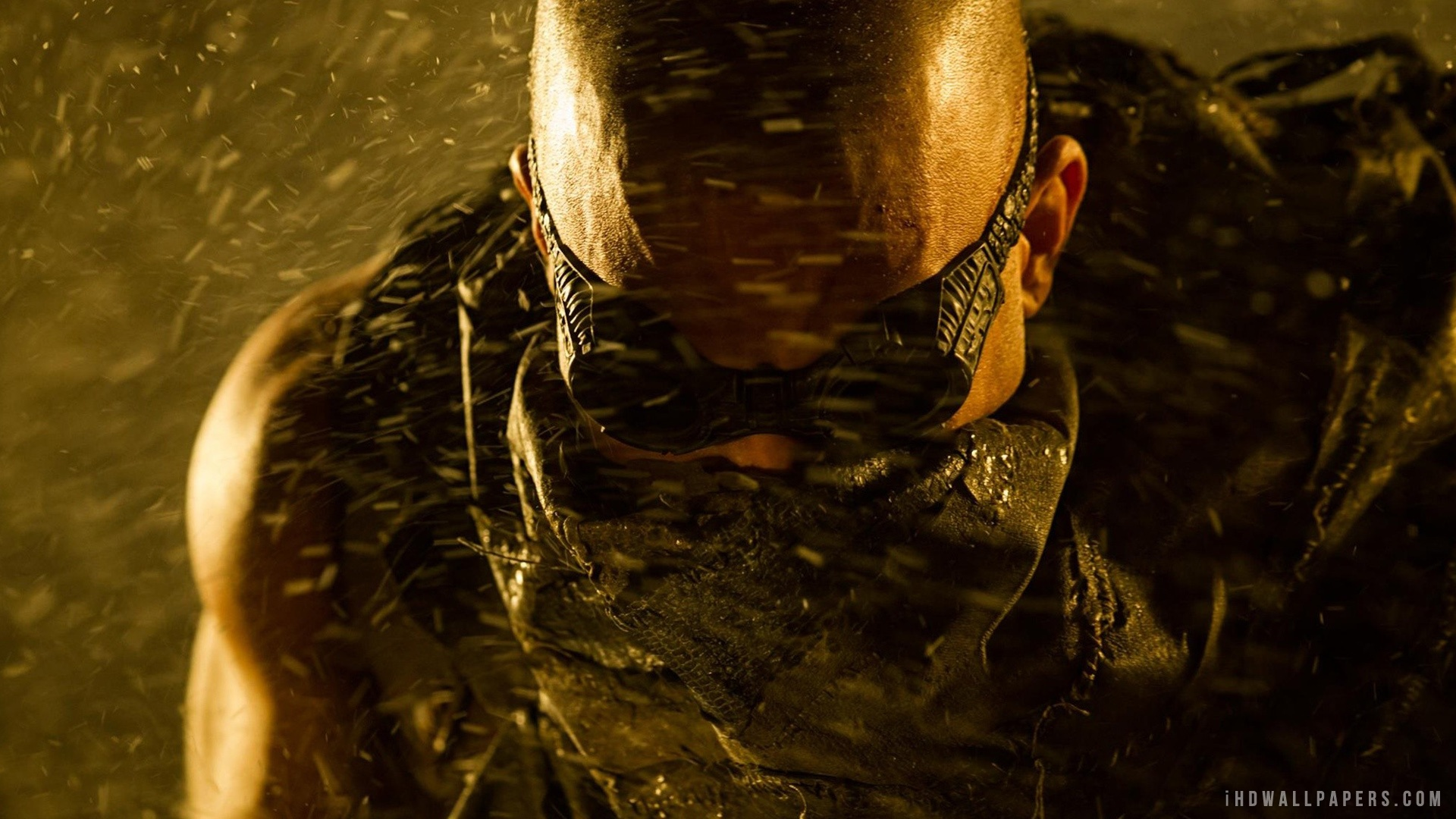 Riddick Rule The Dark HD desktop wallpaper : High Definition 1920x1080