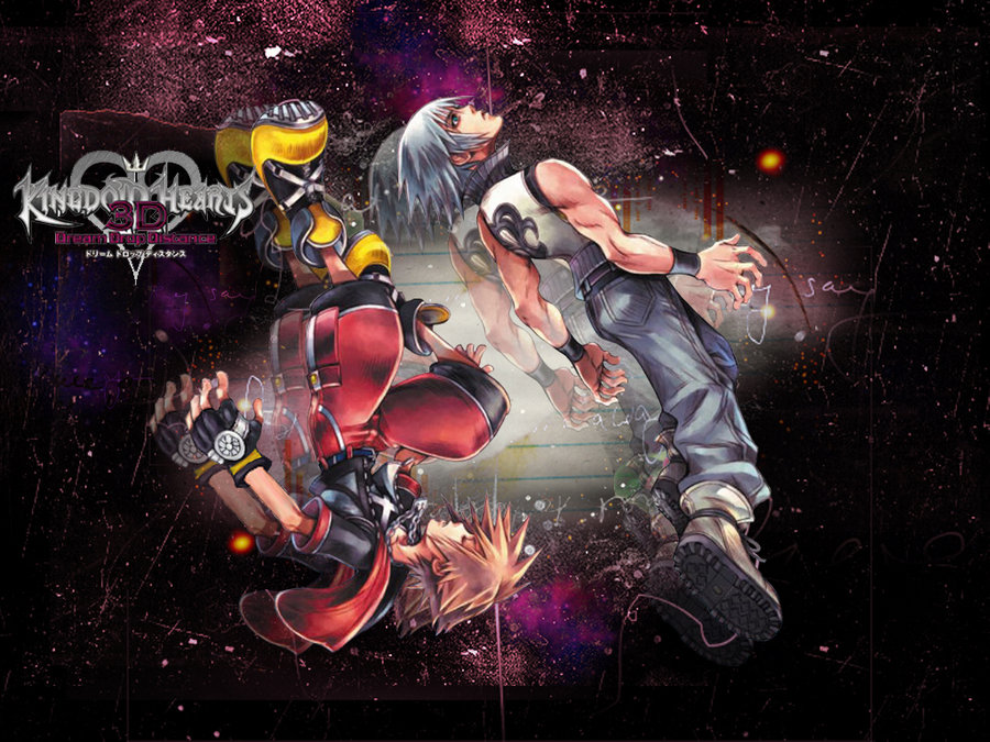 iPhone Wallpapers  Kingdom Hearts Insider 900x675