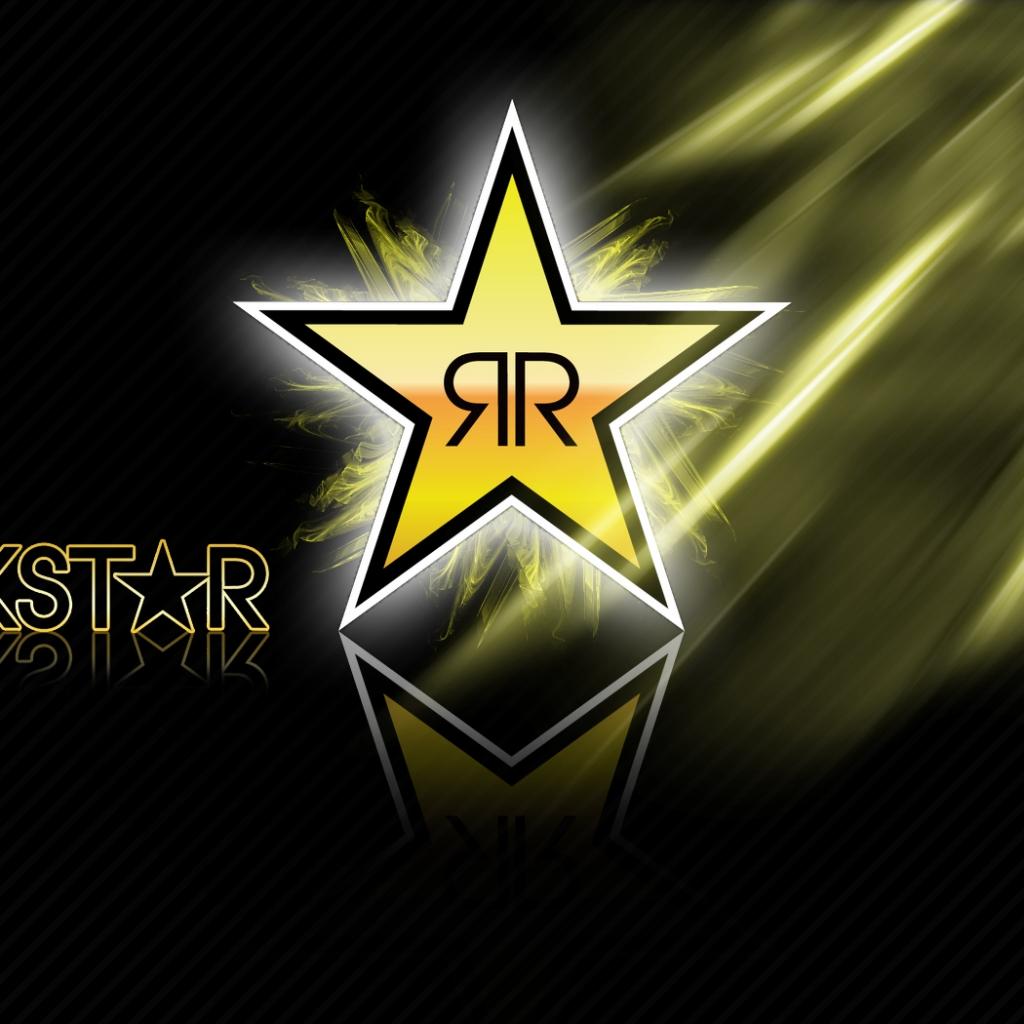 Rockstar Guitar Wallpaper 1024x1024