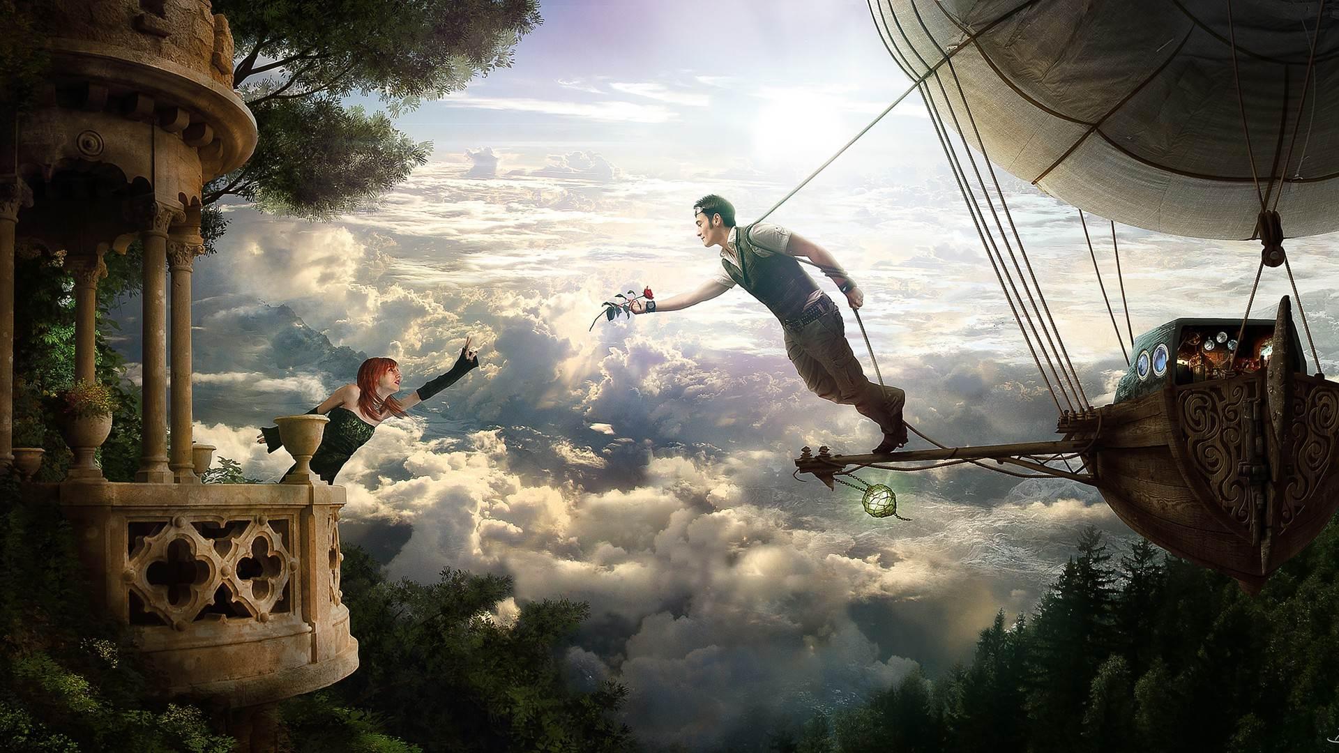 Fantasy Couple Romantic wallpaper | Best HD Wallpapers