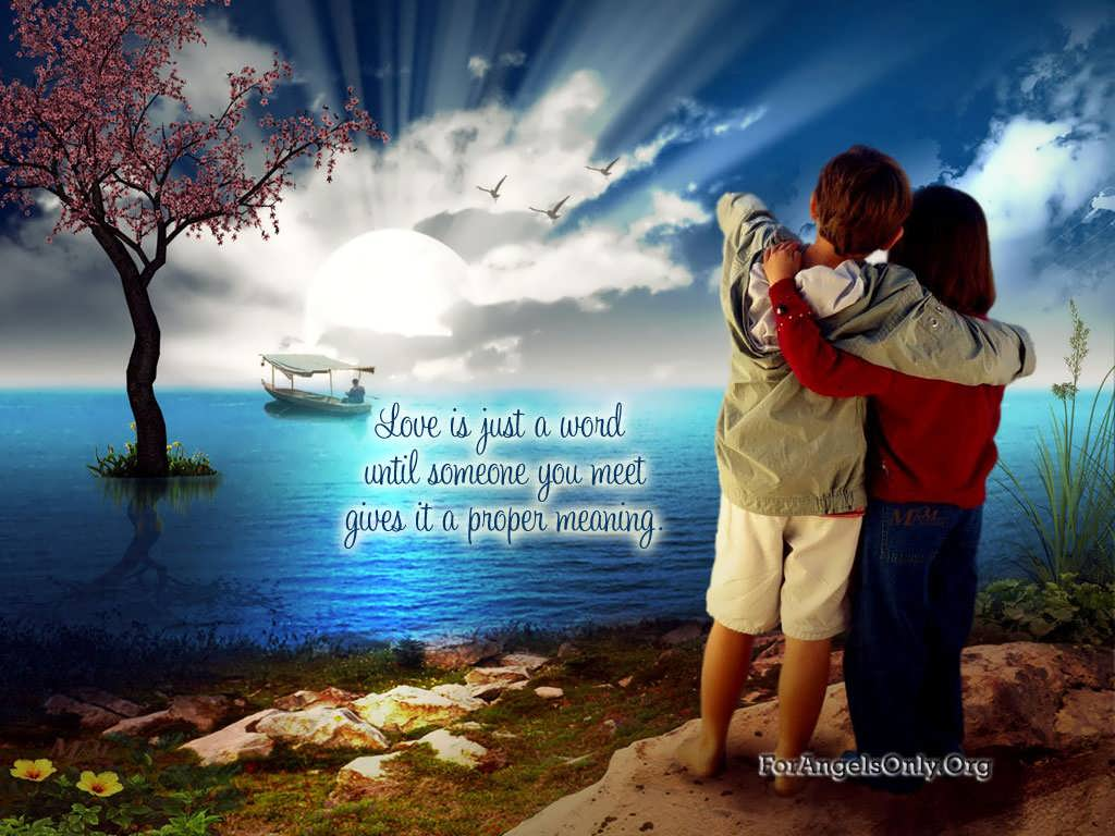 Romantic Love Wallpapers for you 1024x768