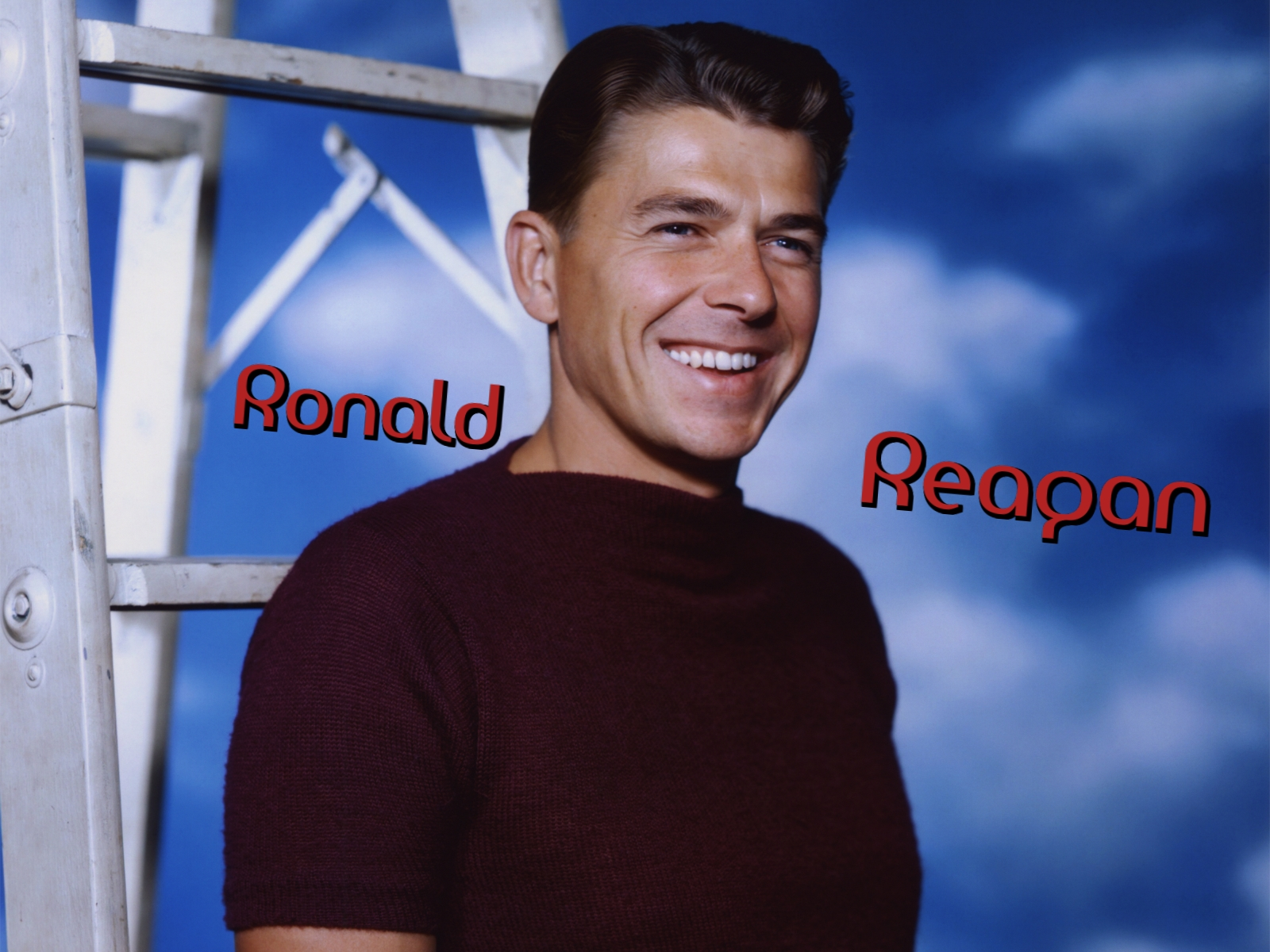 Top Ronald Reagan Quotes Wallpapers 1600x1200