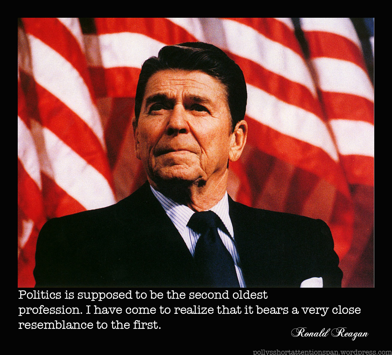 Ronald Reagan Wallpaper  My beautiful and conservative sist  Flickr 1304x1181