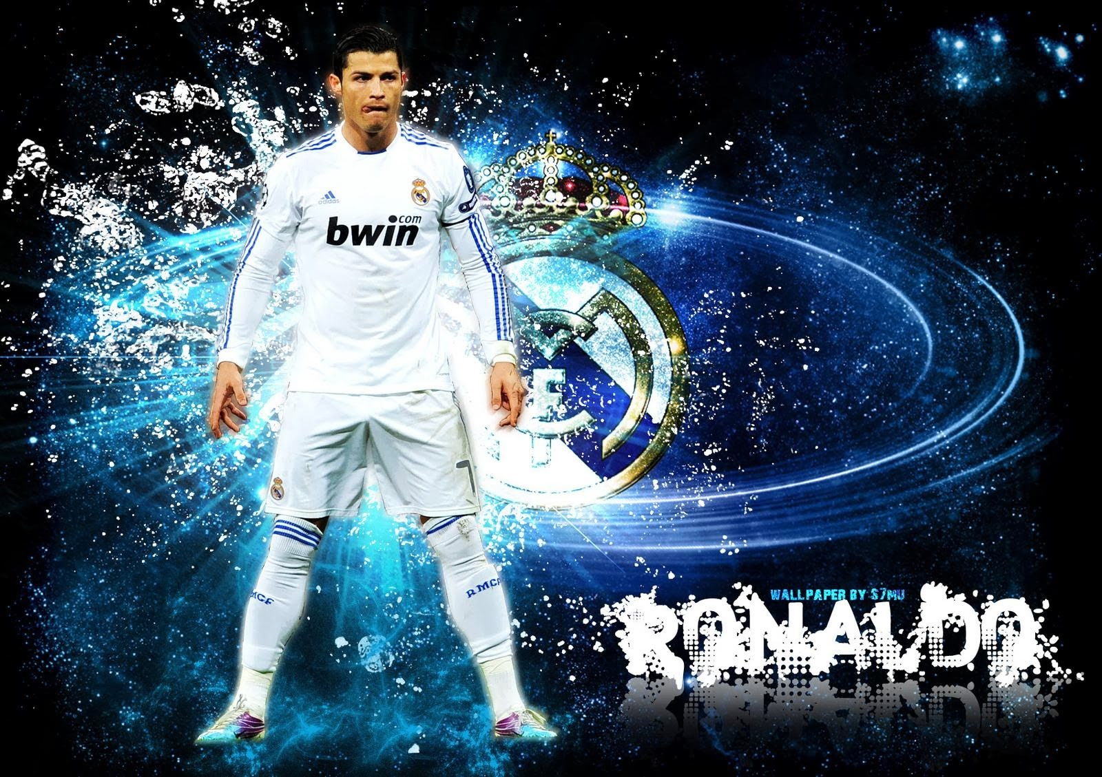 Cristiano Ronaldo HD Wallpaper,Images,Pics  HD Wallpapers Blog 1600x1129
