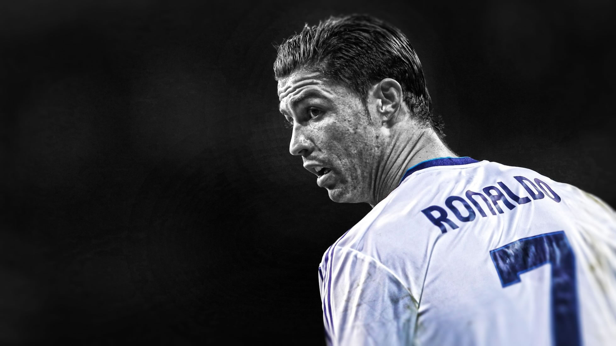 Best Awesome Cristiano Ronaldo  HD Wallpapers 1958x1102