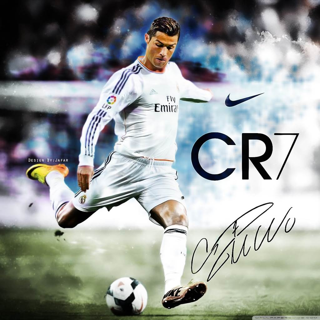 Collection of C Ronaldo Wallpaper on HDWallpapers 1024x1024