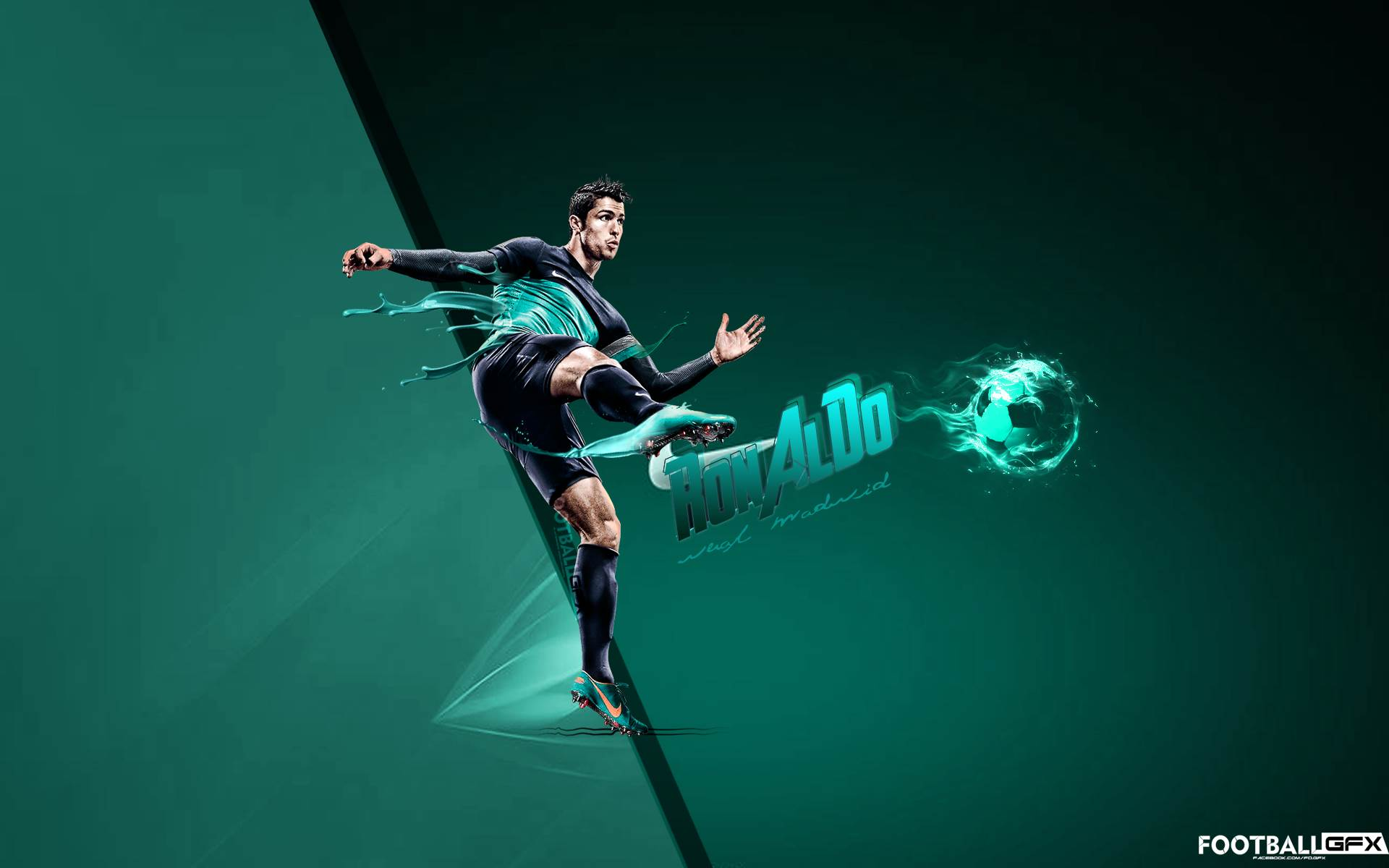 Cristiano Ronaldo Wallpapers Full HD Pictures 1920x1200