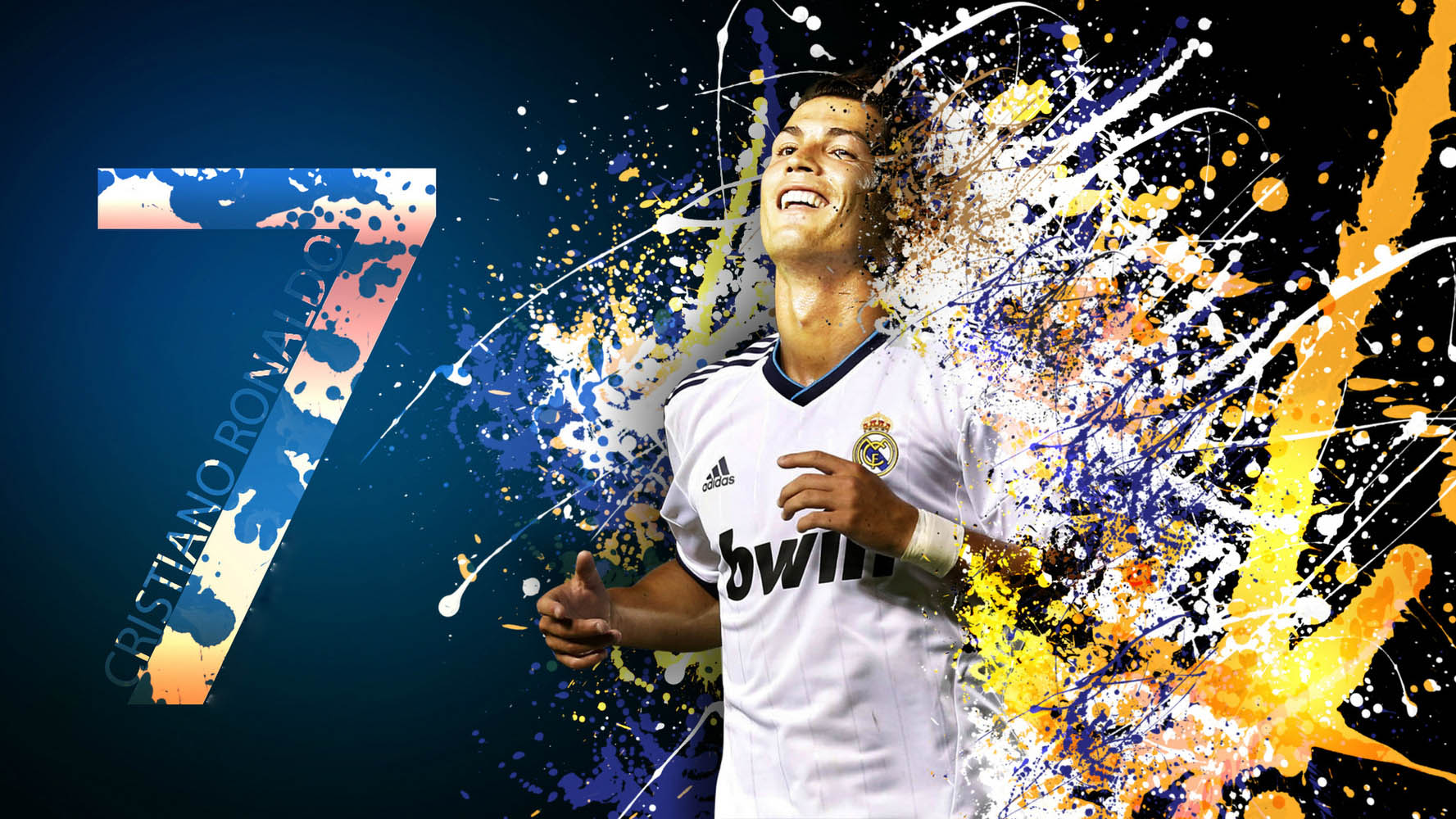 Christiano Ronaldo Wallpaper 1777x1000