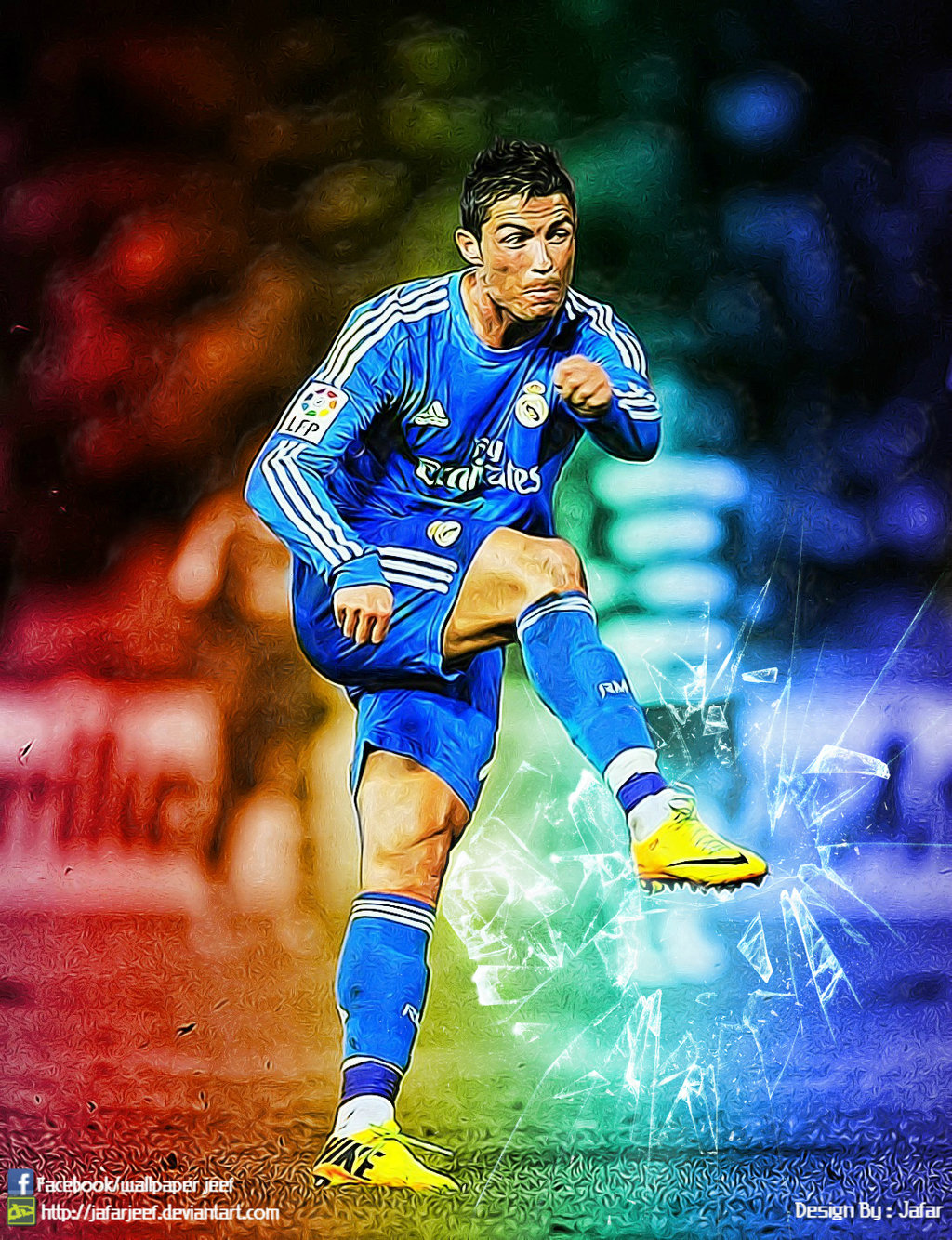 Cristiano ronaldo wallpapers hd 1024x1334 voltagebd Image collections