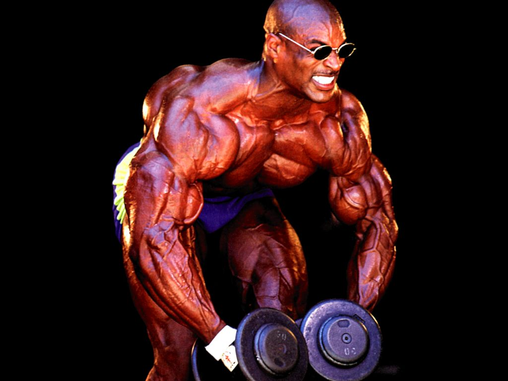 Wallpapers  Ronnie Coleman Signature Series 1024x768