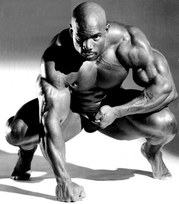 Beast Motivation  Ronnie Coleman 600x686