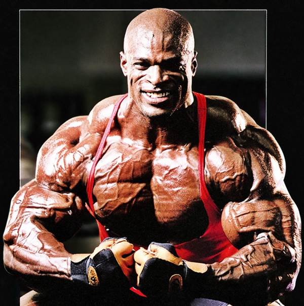 Ronnie Coleman Wallpapers Group  600x603