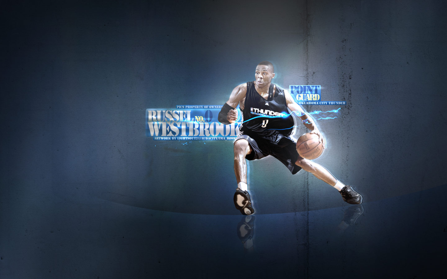Kevin Durant And Russell Westbrook Wallpapers Wallpaper  1440x900