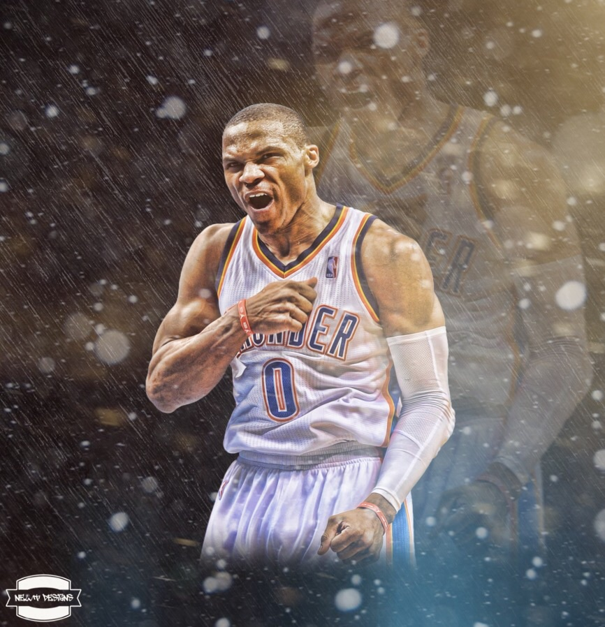 Russell Westbrook Wallpapers High Resolution and Quality Download 866x898