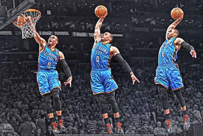 Kevin Durant And Russell Westbrook  Wallpapers  Wallpaper  800x537