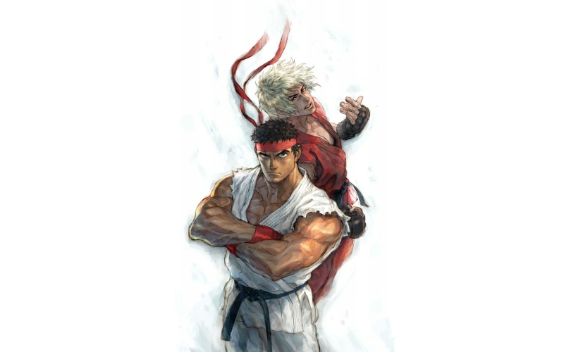 Games Ryu Street Fighter % Quality HD Wallpapers 800x500