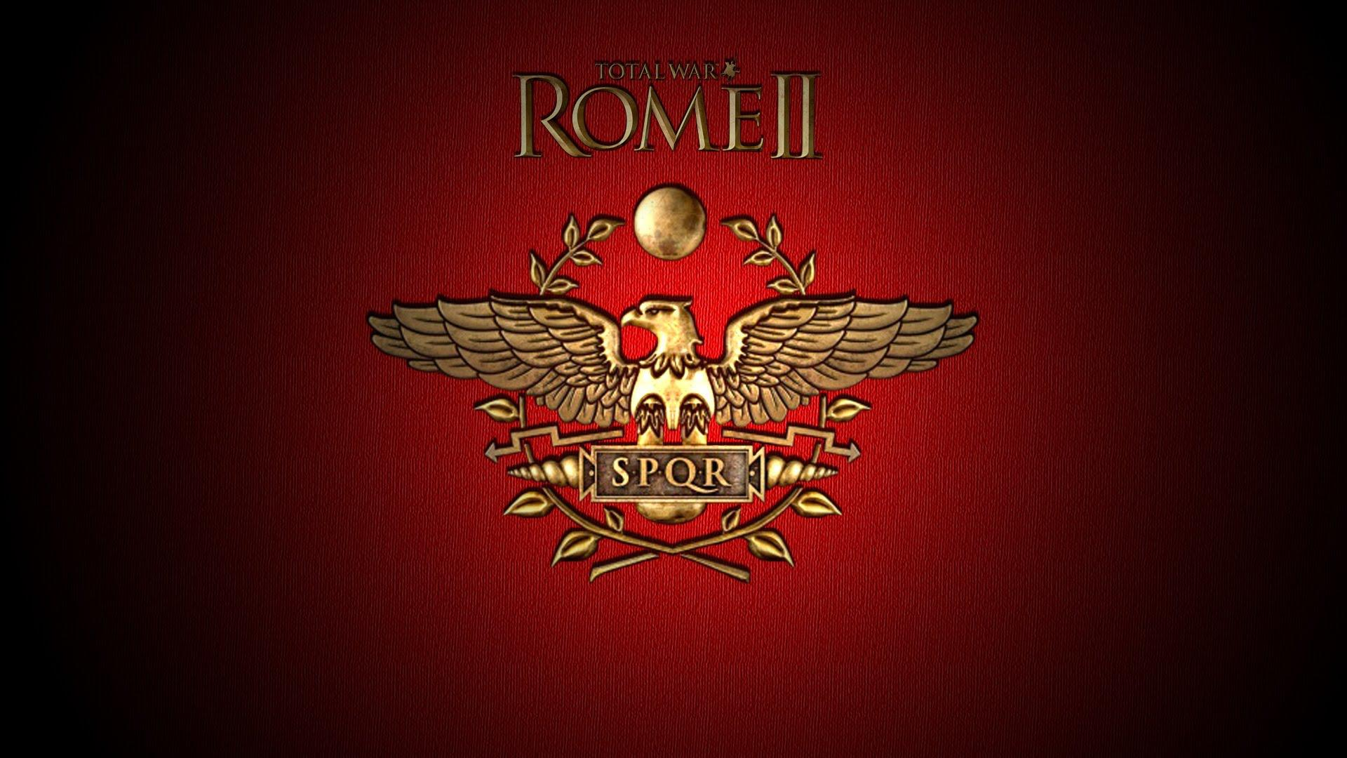 Rome II wallpapers Mostly taken from game files