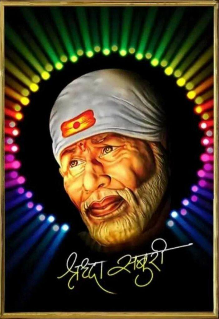 Shirdi Sai Baba Photos Full Hd Wallpapers P Free