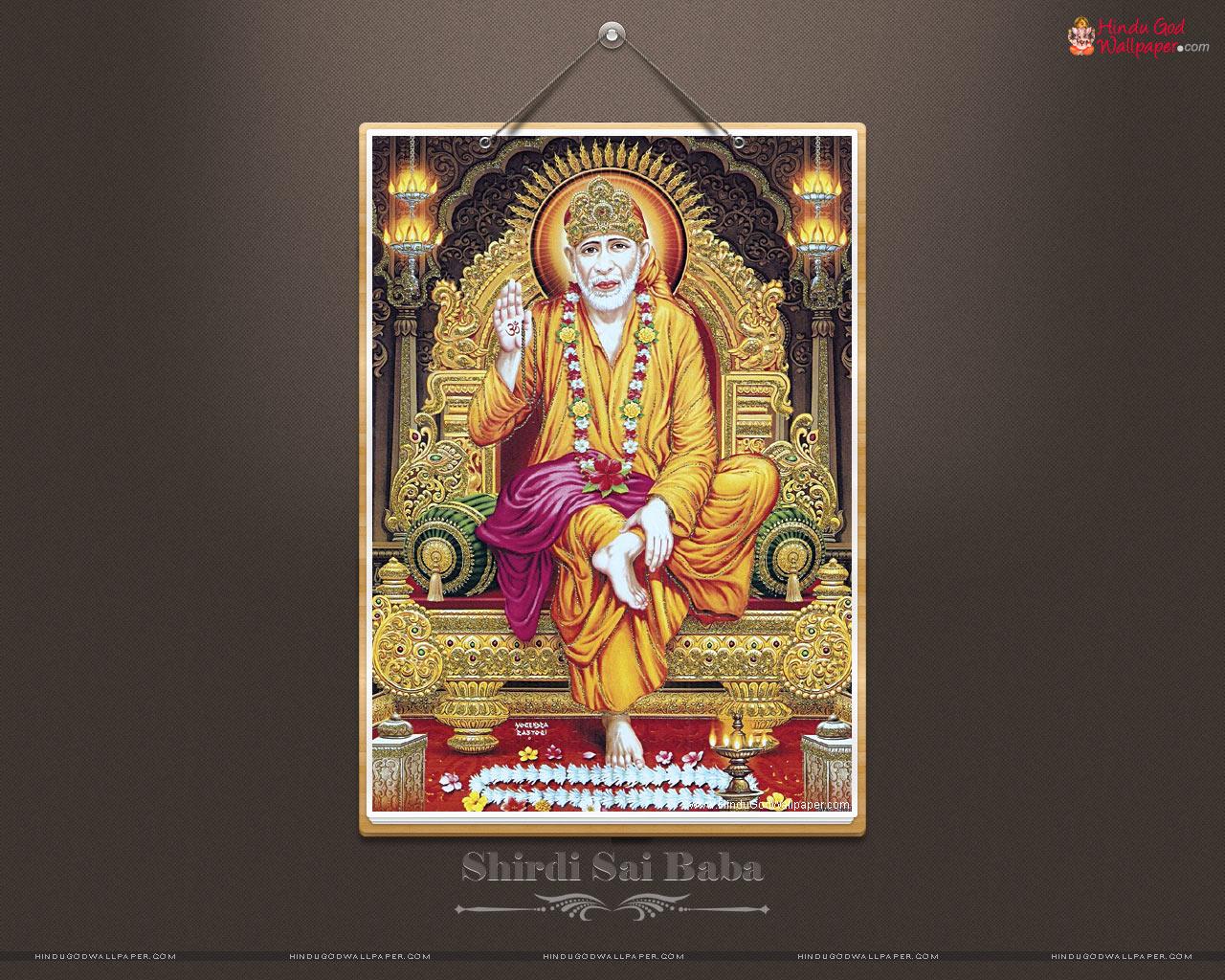Shirdi Sai Baba Exclusive WallPapers Free Download Desktop