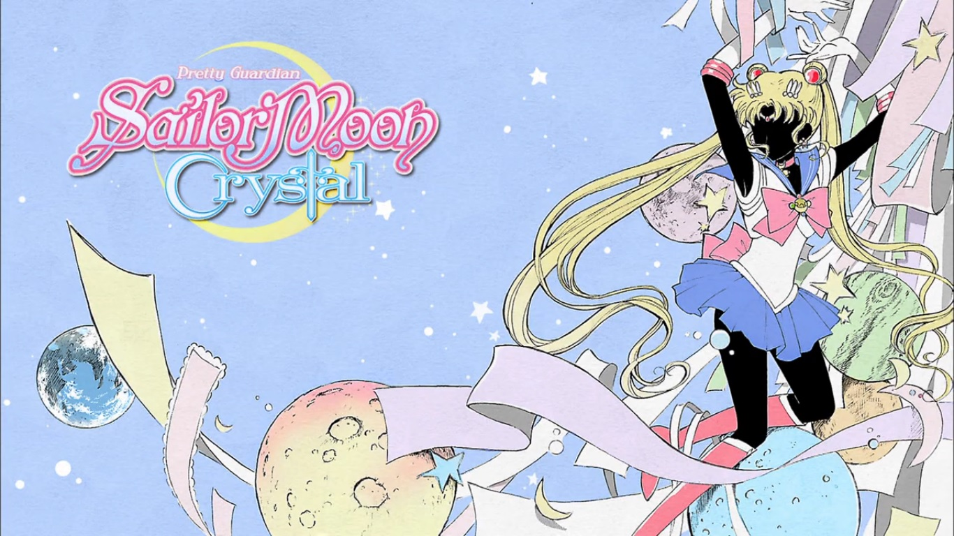 Sailor Moon Wallpapers Images Photos Pictures Backgrounds 1366x768