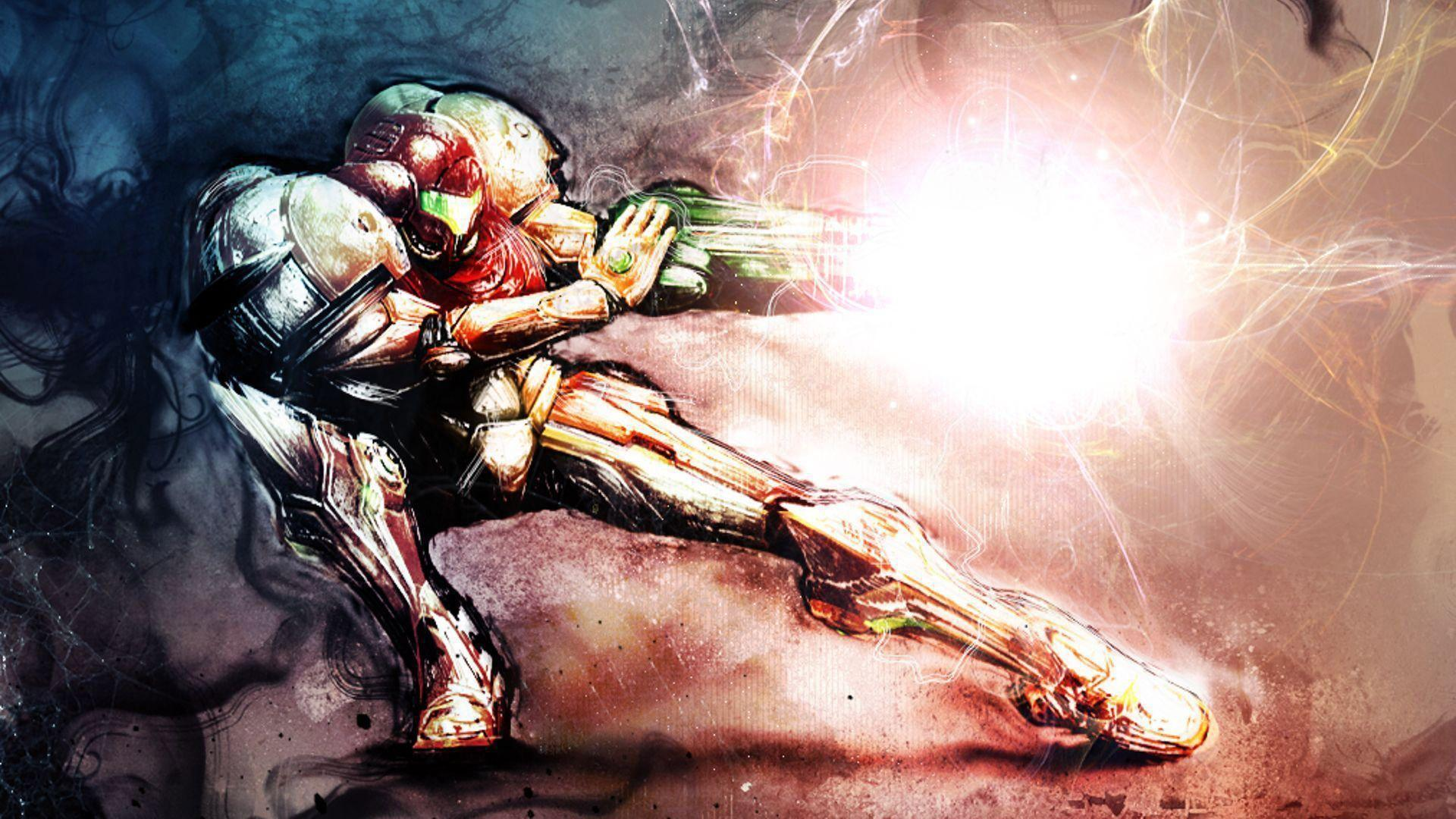 Samus Aran Wallpapers Album on