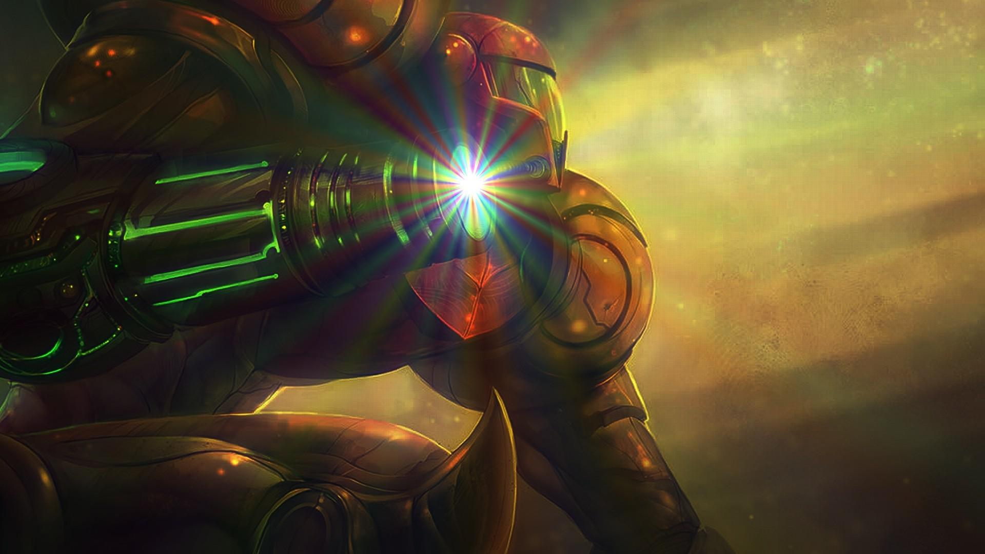 Samus Aran wallpaper K Wallpapers