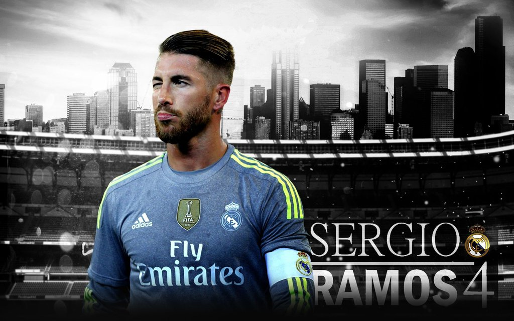Sergio Ramos Wallpaper / by ChrisRamos on DeviantArt 1024x640