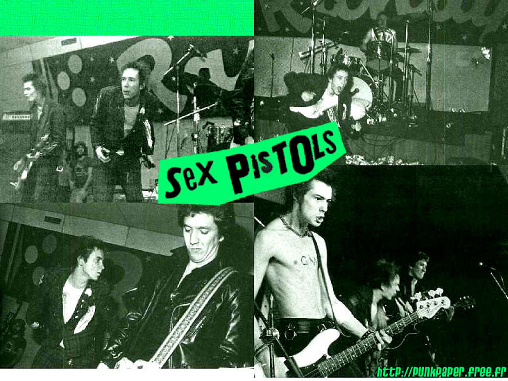 The Sex Pistols wallpaper HD background download Facebook Covers 1024x768