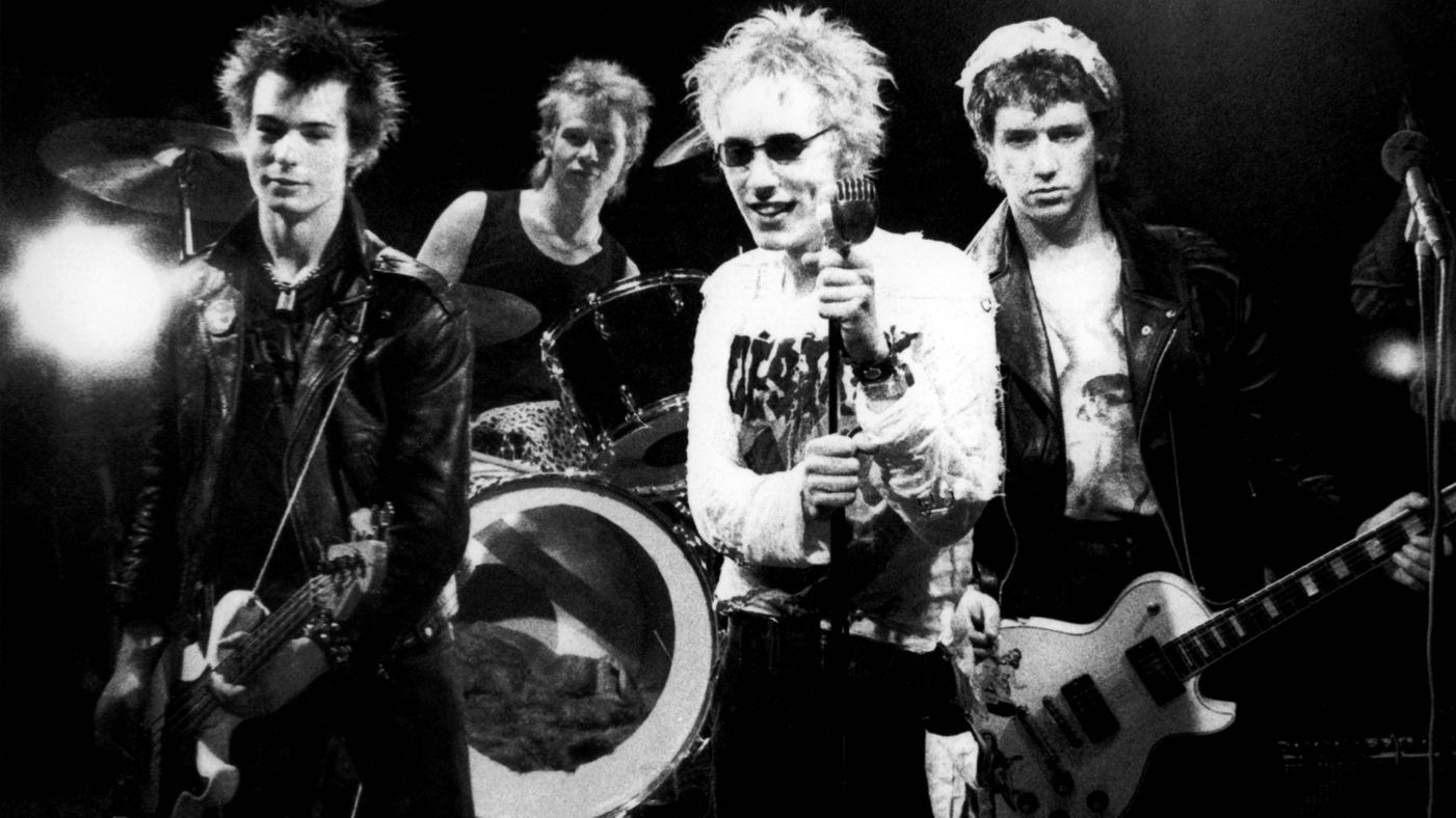 Sex Pistols: Live at the Longhorn  Pistols, Wallpapers and Sun 1401x788