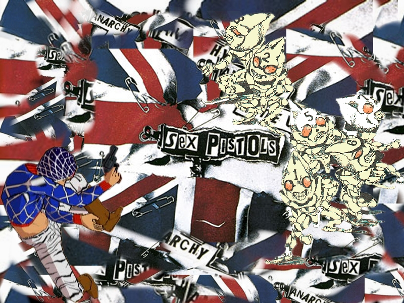 Wallpapers The Ramones  Sex Pistols HD  Taringa! 800x600