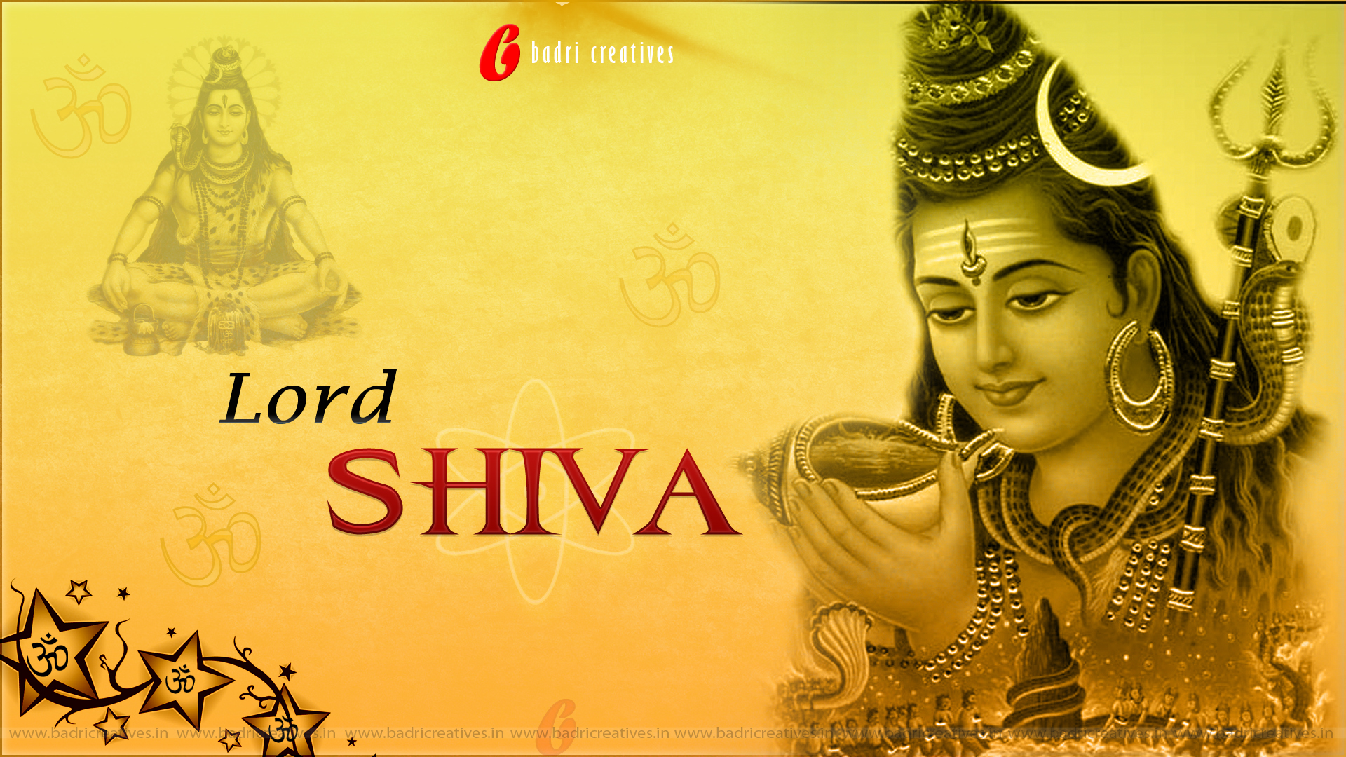Shiva wallpaper Group