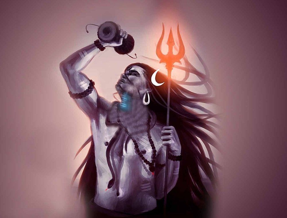 lord shiva angry hd images download