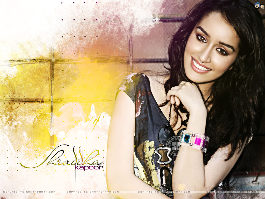 Shraddha Kapoor Latest Wallpapers Image Wallpapers 1024x768