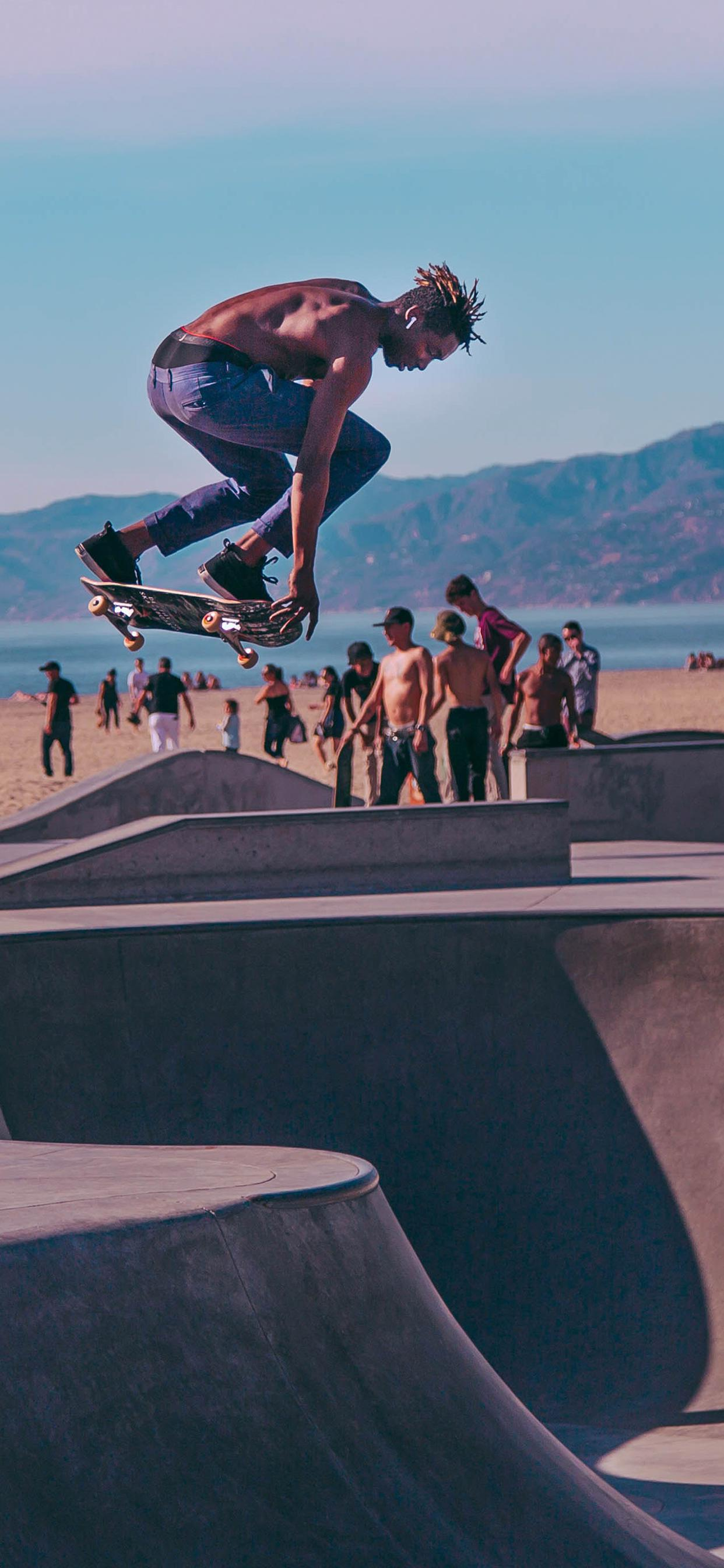 Skateboard Iphone Wallpapers On