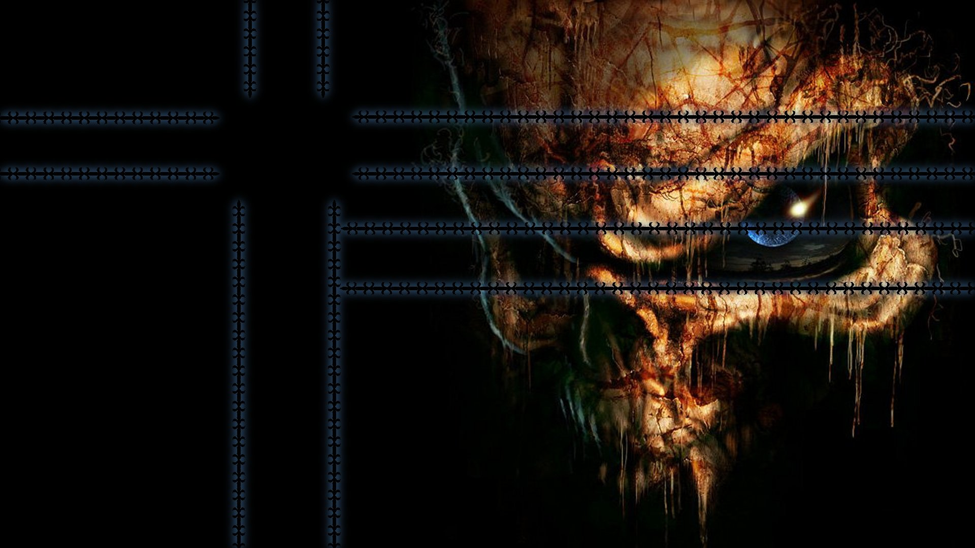 Skull Wallpapers Skull Hd Wallpapers Backgrounds Wallpaper 1920x1080