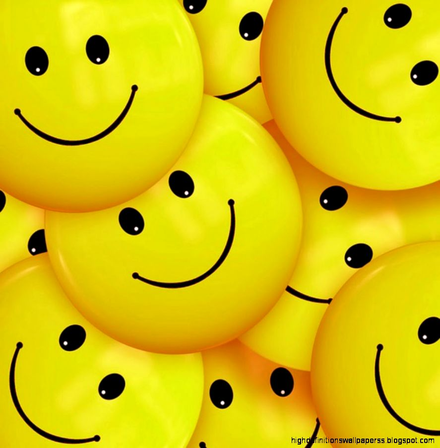Smiley Faces Images Wallpapers (33 Wallpapers) - Adorable ...