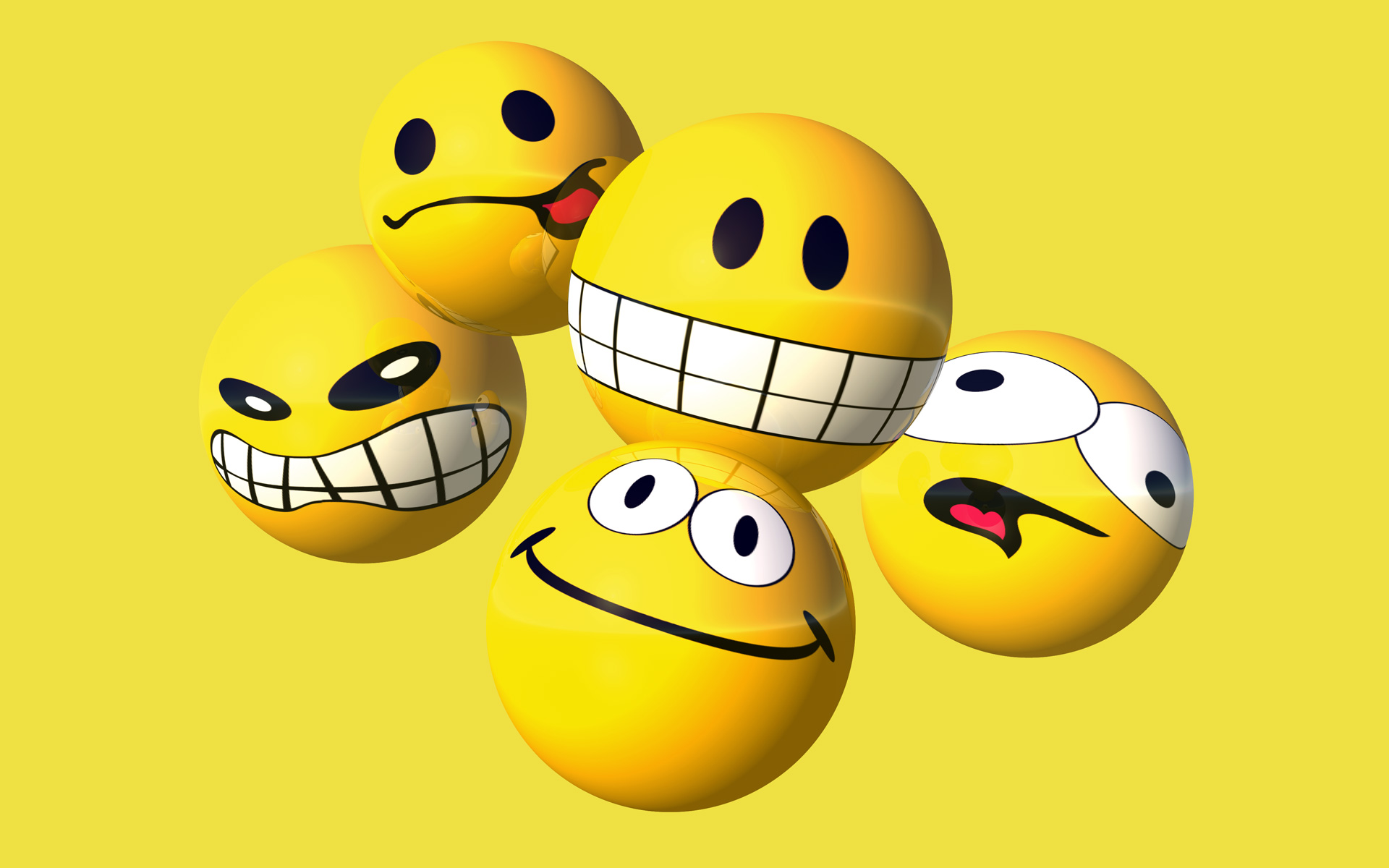 Smileys wallpapers for mobile