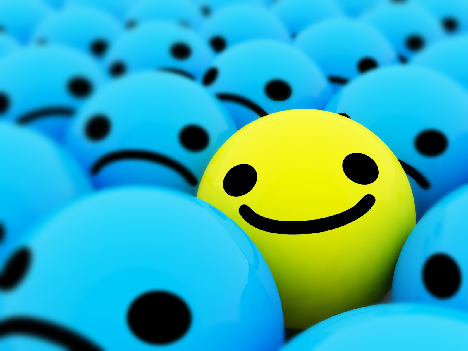 Smiley wallpaper  Cell/Tablet wallpapers  Pinterest  Wallpapers 1600x1200