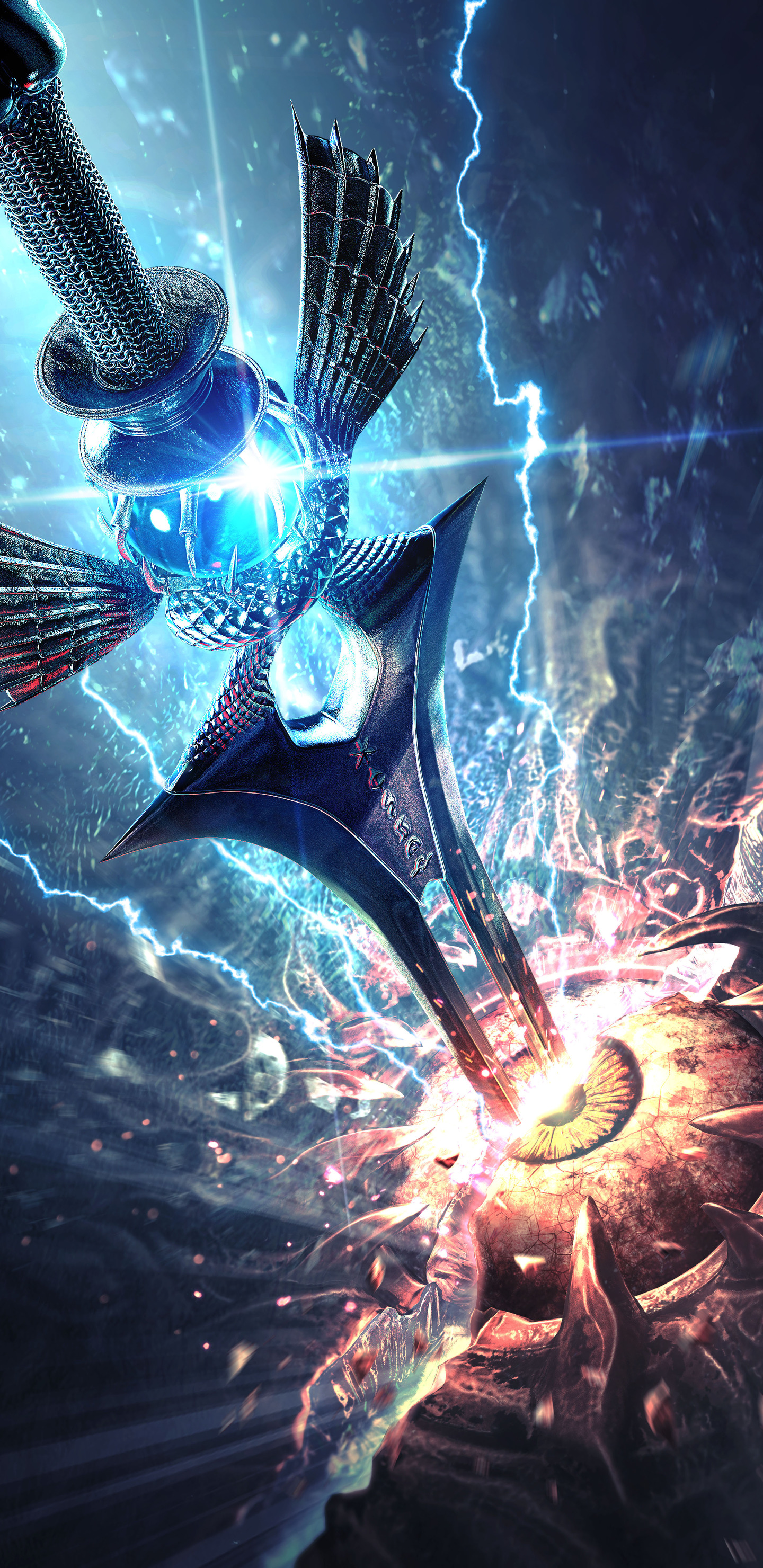 X Soulcalibur Game Poster Samsung Galaxy Note S