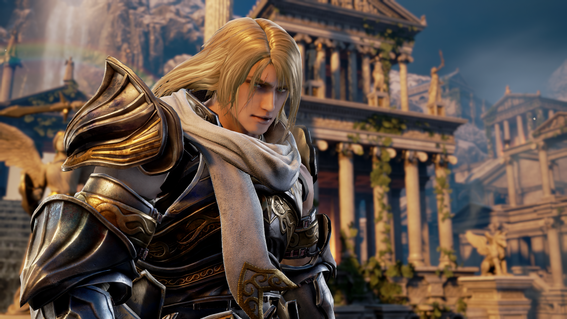 Siegfried is joining the Soulcalibur VI roster Dot