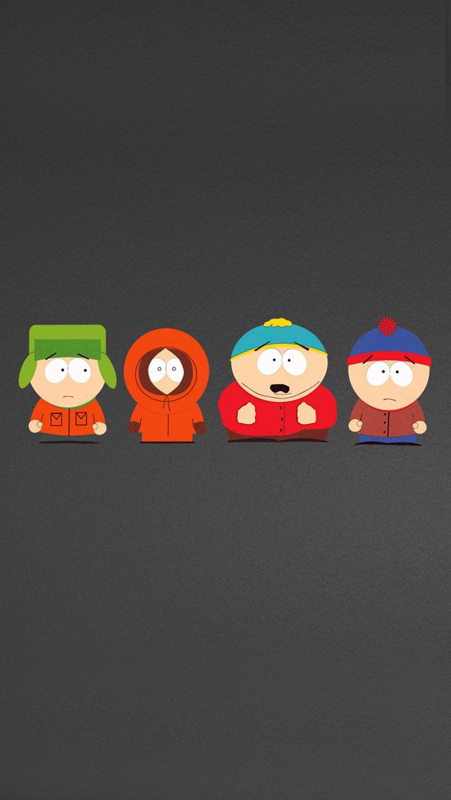 South Park iPhone Wallpaper