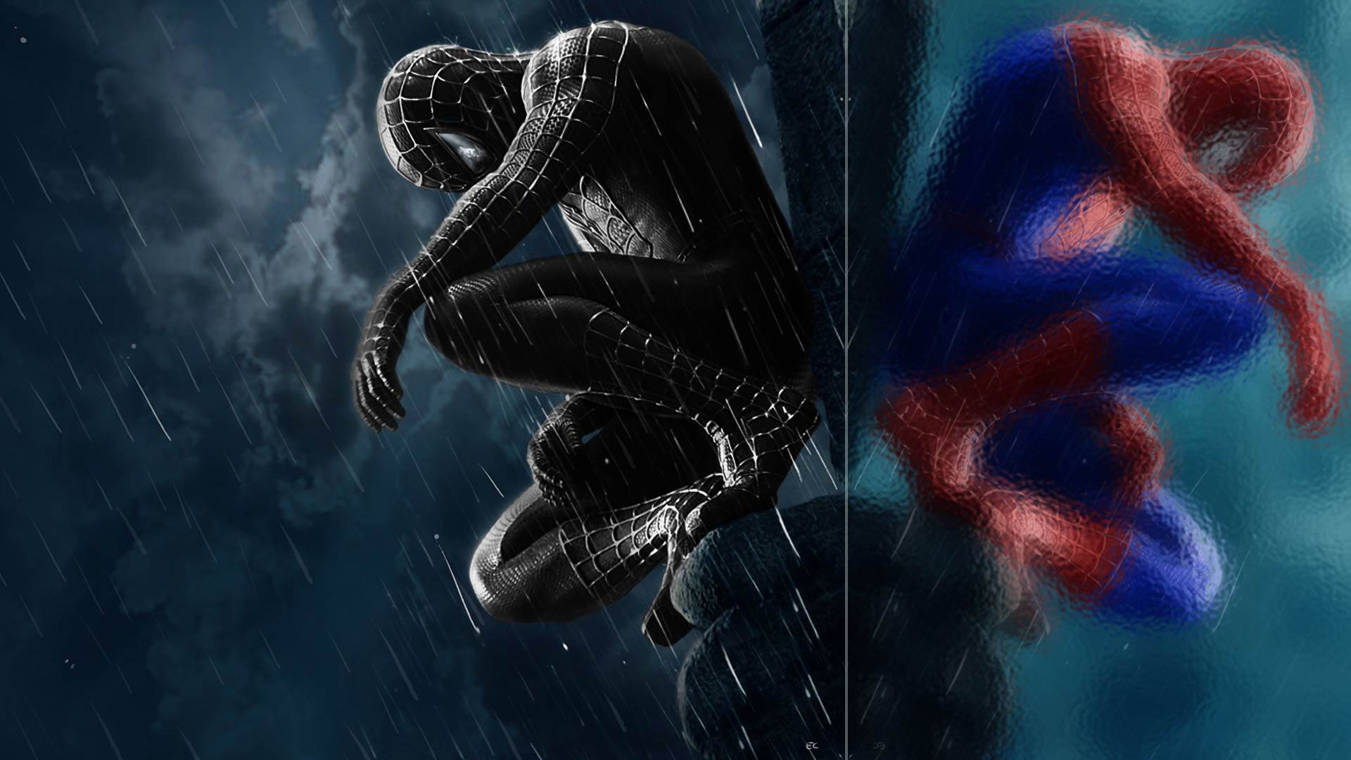 Tobey Maguire In Spider Man Hd Wallpapers 1920x1080