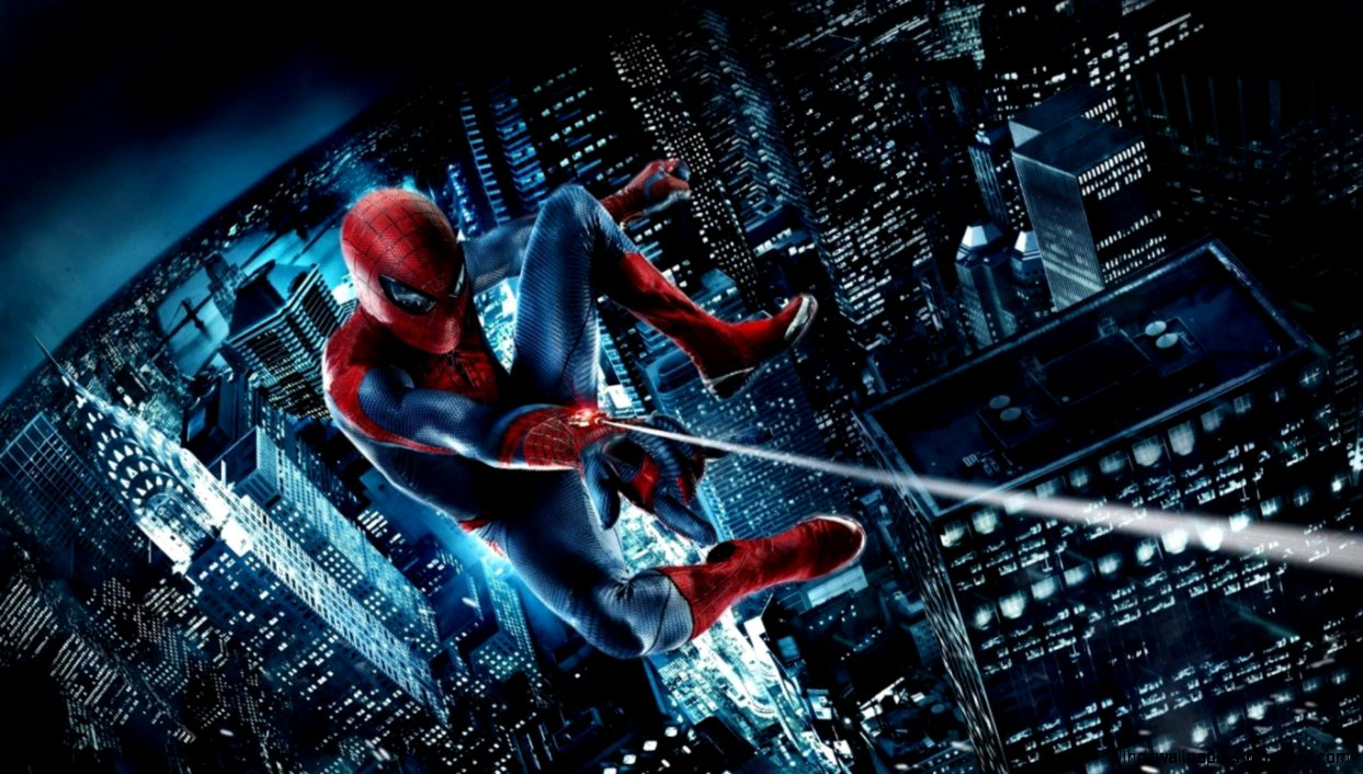 WallpapersWide Spiderman Wallpapers HD  Wallpaper  1243x706