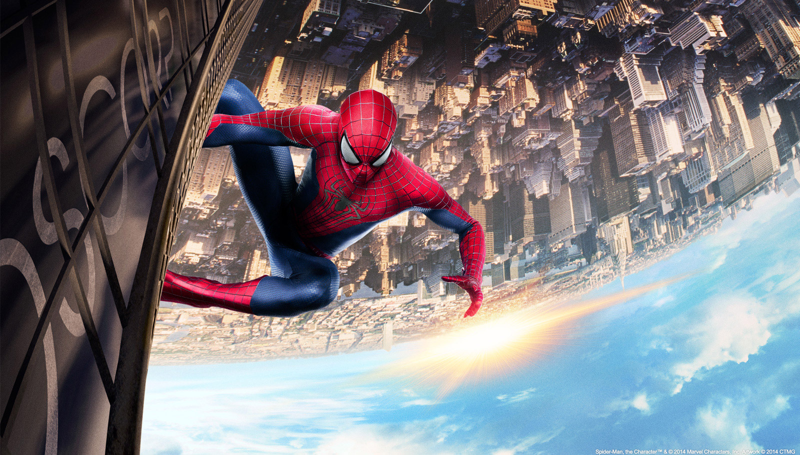 Amazing Spiderman Wallpaper Hd For Pc 1600x910