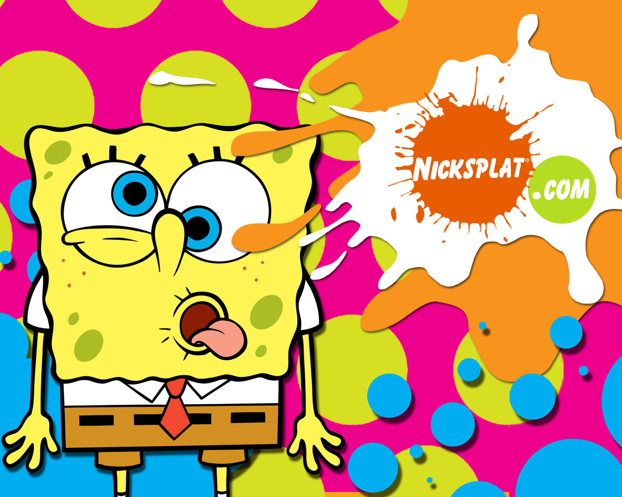 Download Free Spongebob wallpaper, Spongebob wallpaper Download 1280x1024