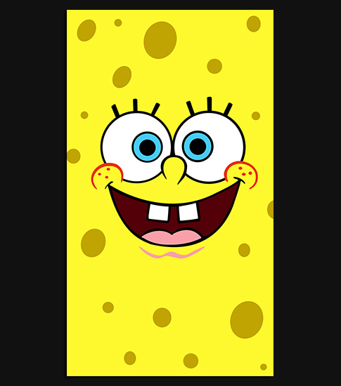 SpongeBob SquarePants  Cartoons Wallpapers 485x550