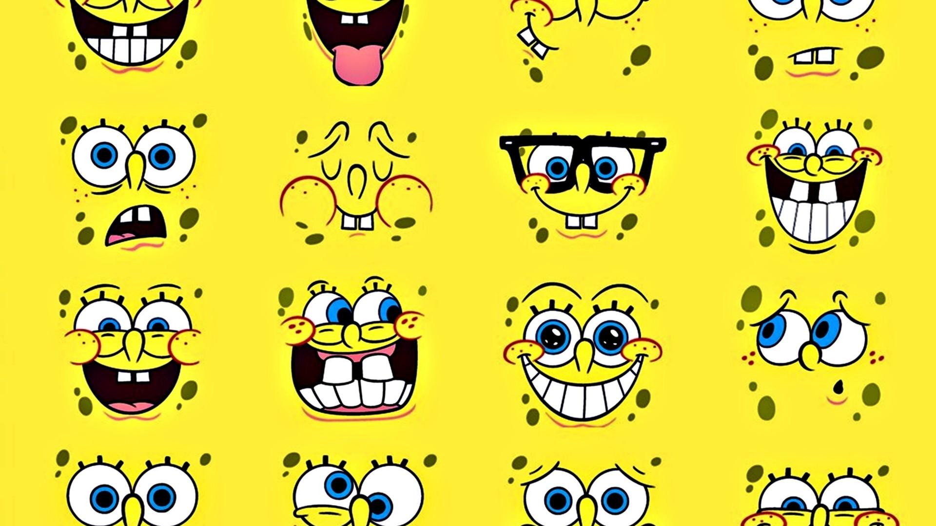 Spongebob Iphone Wallpaper Free Wallpaper Download 1920x1080