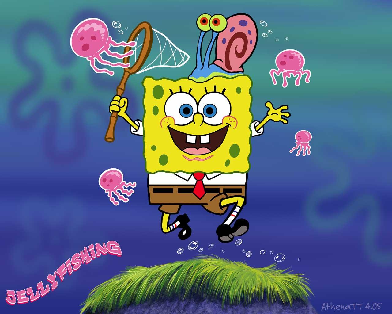 Spongebob Hd Wallpapers Backgrounds Wallpaper 1280x1024