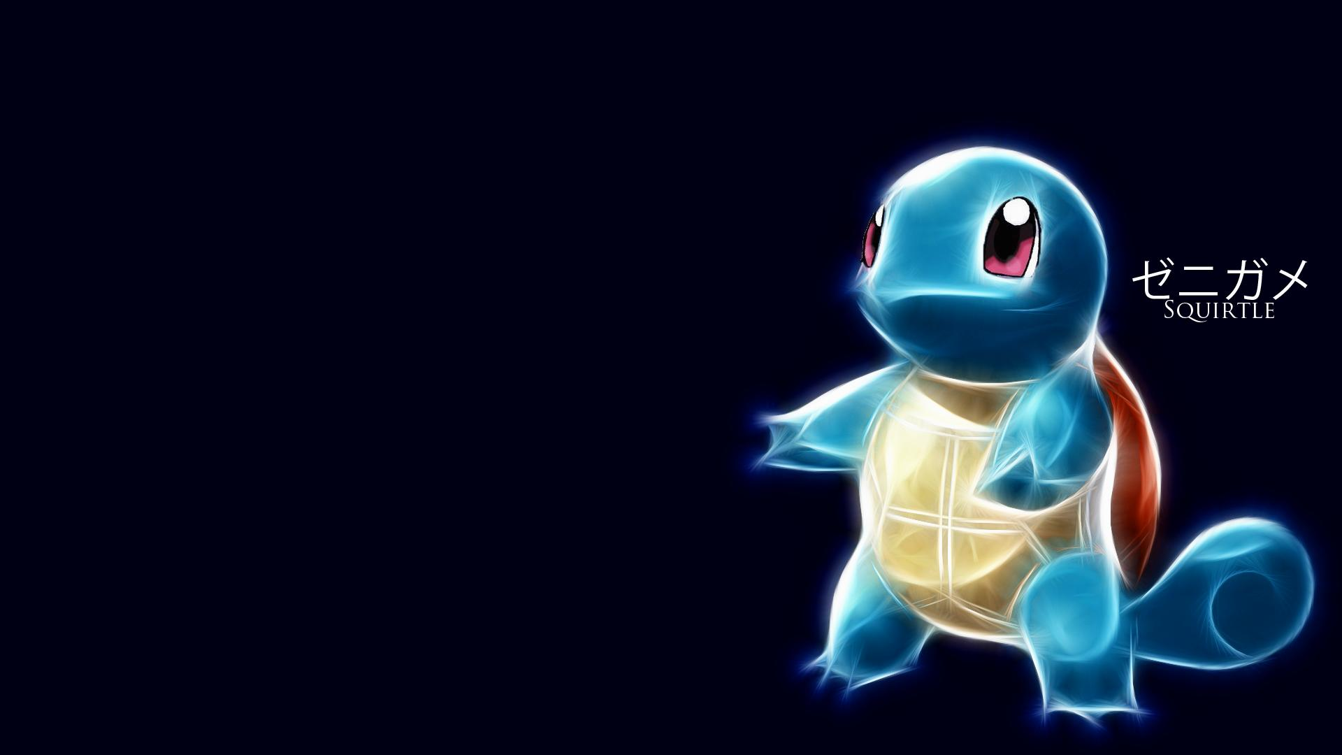 Pokémon images Squirtle HD wallpaper and background photos  1920x1080